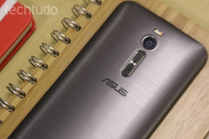 Conheça mais detalhes do Asus Zenfone 2 (Foto: Lucas Mendes/TechTudo)