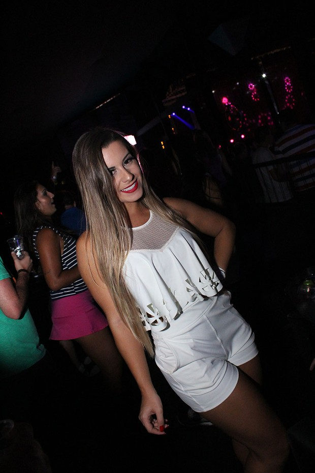 Aricia Silva (Foto: Agência 2Erres/Divulgação)