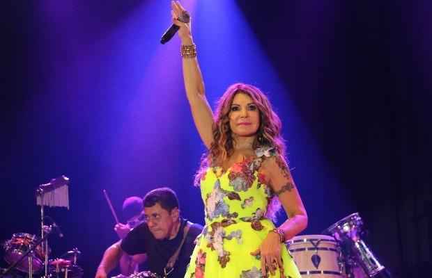 Elba Ramalho encerra a turnê junina em Goiânia, Goiás (Foto: Divulgação)
