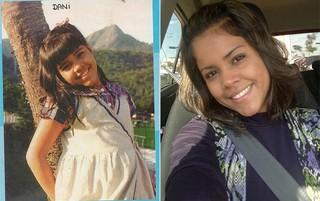 Chiquititas - Giselle Medeiros (Foto: Reprodução / Arquivo Pessoal)