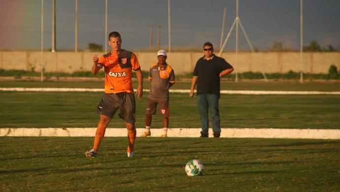 Diego Jussani, CRB (Foto: Douglas Araújo / Assessoria CRB)