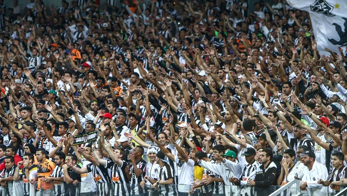 Torcida; Atlético-MG; Mineirão; Galo (Foto: Bruno Cantini/CAM)