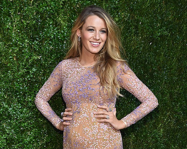 Blake Lively é uma das fãs do beach hair (Foto: Getty Images)