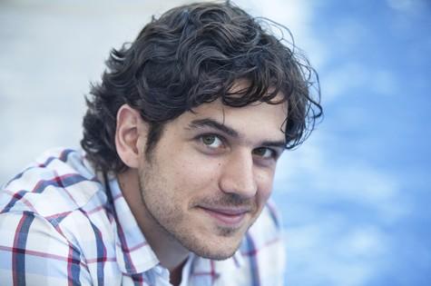 Marco Pigossi (Foto: Ana Branco)