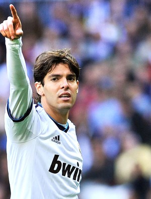 Kaka, Real MAdrid (Foto: Getty Images)