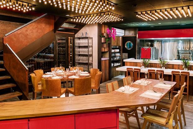 Restaurante Oro  (Foto: Tomas Rangel/ divulgação )