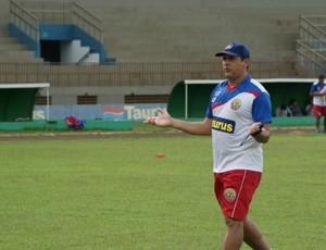 José Macena, técnico do Sete de Dourados (Foto: Divulgação/Sete de Dourados)
