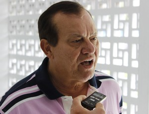 Rafael Tenório CSA (Foto: Caio Lorena/GloboEsporte.com)