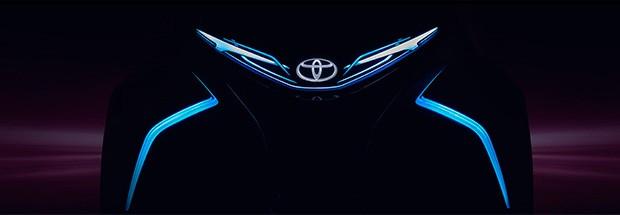 Toyota i-TRIL (Foto: Toyota)