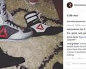 Em meio a rumores de luta com Floyd, McGregor posta foto de tênis de boxe