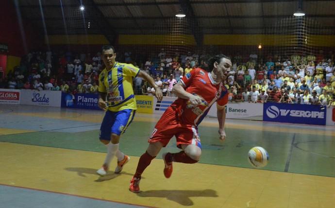 Canindé, Ribeirópolis, Copa TV Sergipe (Foto: João Áquila / GloboEsporte.com)