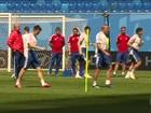 Rússia, a dona da casa, volta a campo embalada pela goleada da estreia