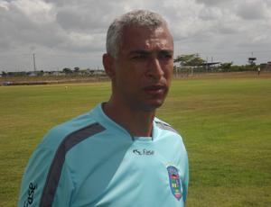 Neemias Santos, treinador do Linhares (Foto: Divulgação)