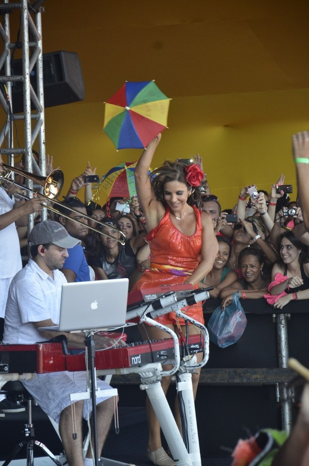 Ivete Sangalo (Foto: Fred Pontes/ Divulgação)