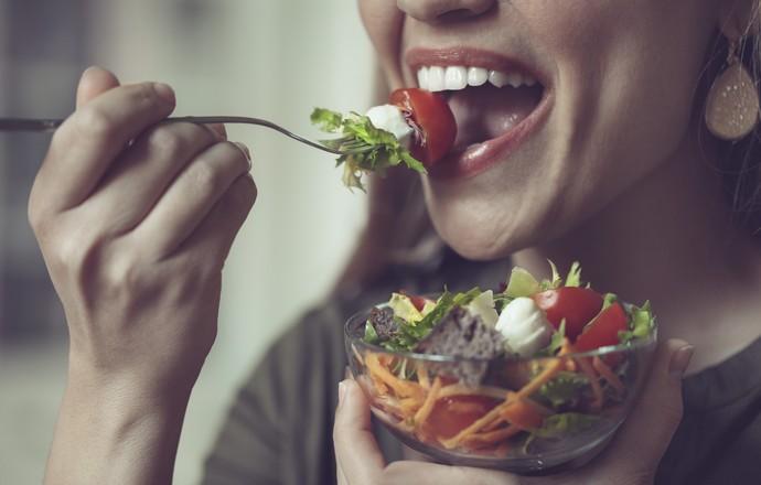 EuAtleta Nutrição Salada iStock (Foto: Eu Atleta | foto iStock Getty Images)