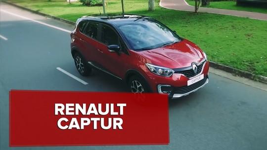 Renault lança SUV Captur a partir de R$ 78.900