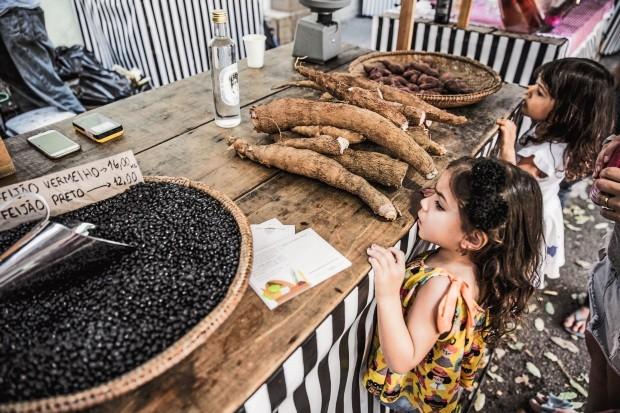 Feira Junta Local propõe mais hábitos alimentares aos cariocas (Foto: Stefano Martini)