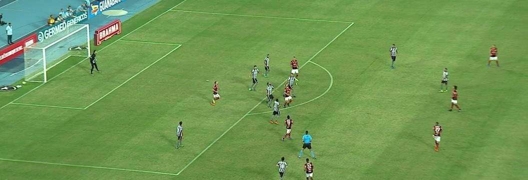 Botafogo x Flamengo - Campeonato Carioca 2017-2017 - globoesporte.com 4b835c130f612