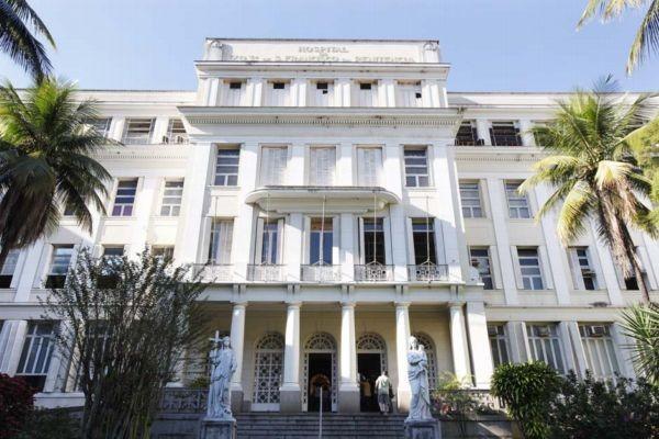 O Hospital São Francisco de Assis, sede do CET, fica na Tijuca