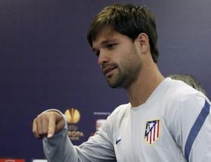 Diego Atlético de Madri (Foto: EFE)