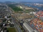 Artesp monta novo plano para o trânsito no acesso ao Porto de Santos