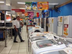 Intenção de consumo do palmense cai 34,1% em apenas um ano (Foto: Divulgação/Ascom Fecomércio)