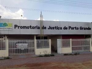 Ação civil pública foi ingressada pela Promotoria de Porto Grande (Foto: Divulgação/MP)