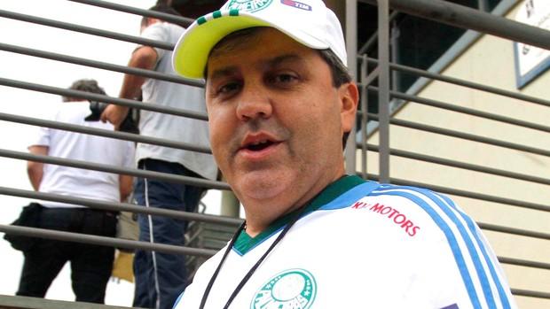 Gilson Kleina Palmeiras (Foto: Gustavo Tilio / Globoesporte.com)