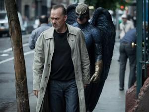 Michael Keaton interpreta ator decadente em 'Birdman' (Foto: Divulgação)