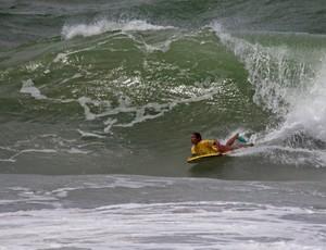 Maira Viana, bodyboard, em Salvador (BA) (Foto: Fabriciano Jr/Surf Bahia/Divulgação)