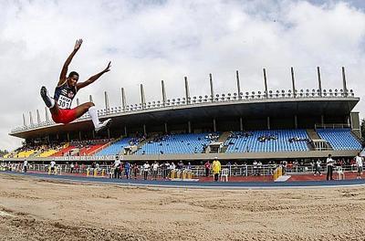 Campeonato Brasileiro interclubes de atletismo para menores, em SP (Foto: Divulgação/CBAt)