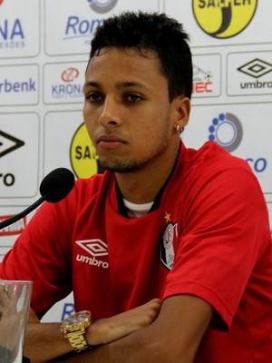 Ítalo Joinville (Foto: Alessandra Flores/RBS TV)