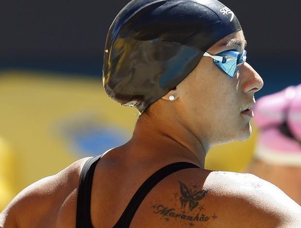 natação joanna maranhão torneio open (Foto: Satiro Sodré / AGIF)