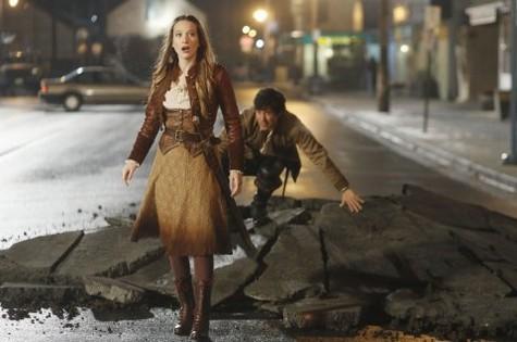 Cena de 'Once upon a time in wonderland' (Foto: Reprodução)