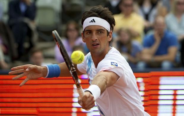 tênis Thomaz Bellucci nas semifinais em Stuttgart (Foto: EFE)