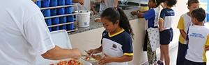 Agricultores mogianos fornecerão 244 toneladas de alimentos para as escolas