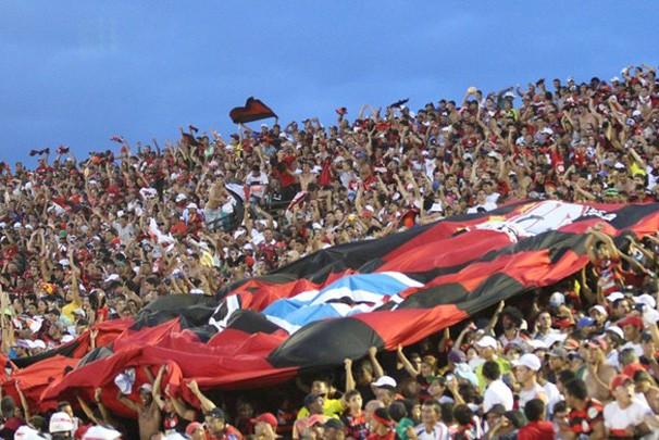 Projeto é um presente para torcedores do clube (Foto: Magnus Menezes/Jornal da Paraíba)