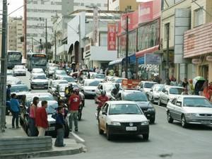 Testes no transporte coletivo querem desafogar centro de Ponta Grossa (Foto: Divulgação / Prefeitura de Ponta Grossa)
