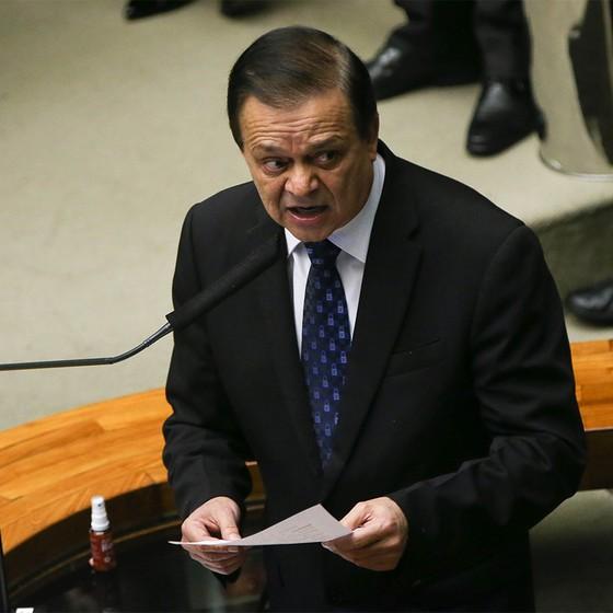 Deputado Jovair Arantes (Foto: Marcelo Camargo/Agência Brasil )