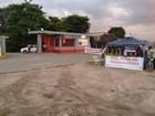 Demitidos acampam em protesto por pagamento de rescisão em Caçapava