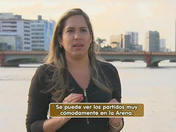 Professora Carol Bello falou das exceções. (Foto: Reprodução/TV Globo)