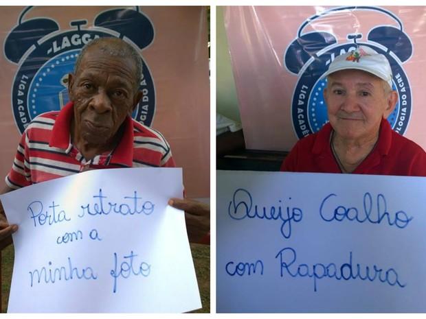 Campanha quer arrecadar doações para o Lar dos Vicentinos em Rio Branco  (Foto: Divulgação/ Lagga)