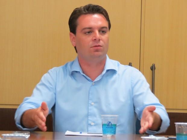 César Souza Júnior (Foto: Martinho Ghizzo/Divulgação)