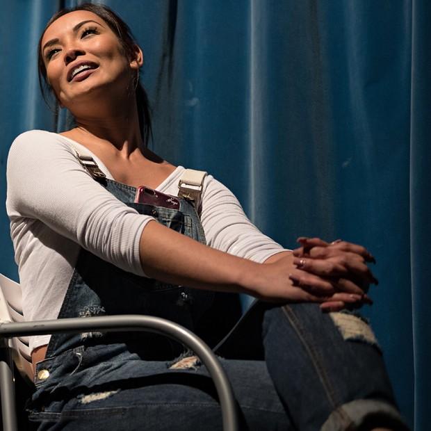 Carol Nakamura (Foto: Letícia Miller)