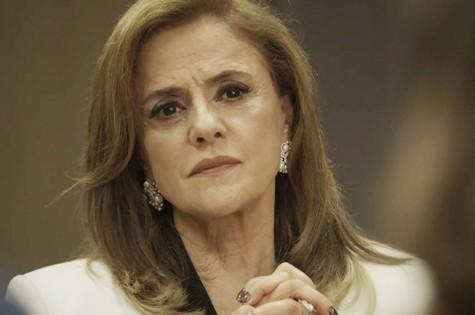 Marieta Severo, a vilã Sophia de 'O outro lado do paraíso' (Foto: TV Globo)