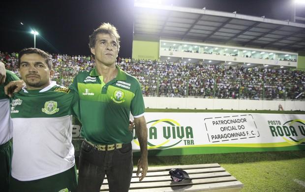 Charles Guerreiro enaltece empate contra o Remo (Foto: Tarso Sarraf/O Liberal)