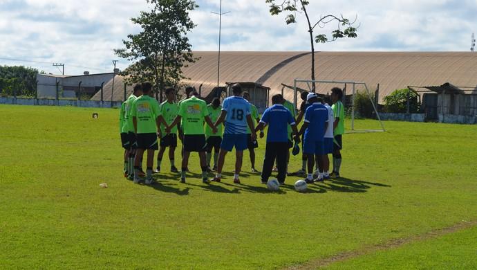 Ji-Paraná terá novo técnico contra o União Cacoalense (Foto: Mônica Santos)