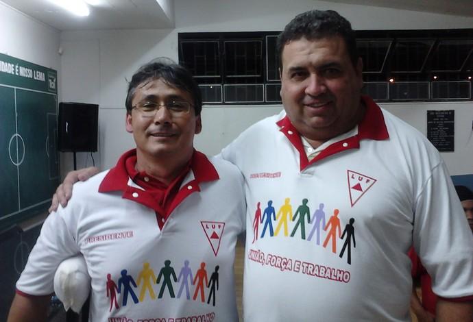 Renato Batista, presidente eleito da LUF (Foto: Jeovanir Silva)