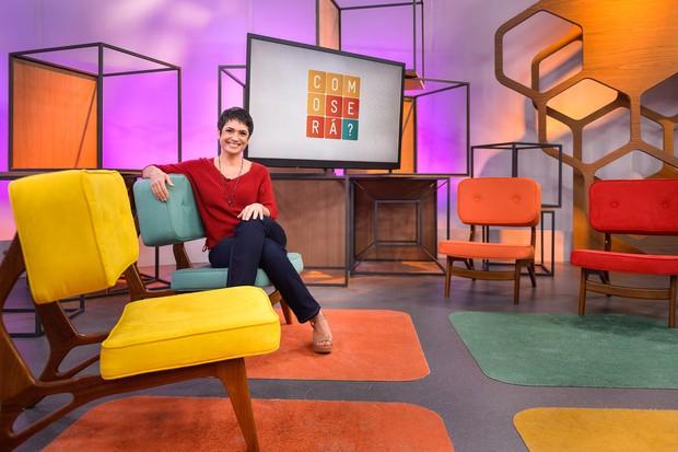 Sandra  (Foto: rede globo)
