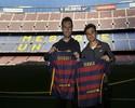 Deu azar? Após visita ao Camp Nou, Ferrer e Gasquet abandonam torneio